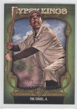 2012 Topps Gypsy Queen Gypsy Kings #GK-8 - Aladar the Cruel