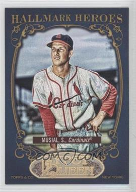 2012 Topps Gypsy Queen Hallmark Heroes #HH-SM - Stan Musial