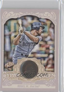 2012 Topps Gypsy Queen Indian Head Penny Relic #IHP-WB - Wade Boggs /10