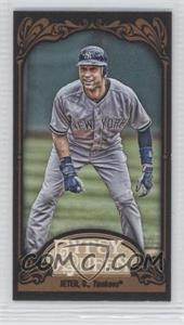 2012 Topps Gypsy Queen Mini Black #100 - Derek Jeter