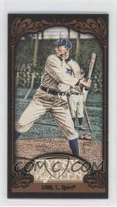 2012 Topps Gypsy Queen Mini Black #229 - Ty Cobb