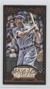 2012 Topps Gypsy Queen Mini Black #232 - Joe DiMaggio