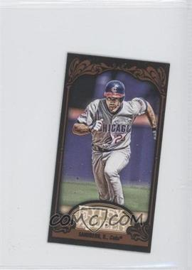 2012 Topps Gypsy Queen Mini Black #257 - Ryne Sandberg