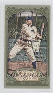 2012 Topps Gypsy Queen Mini Green #229 - Ty Cobb