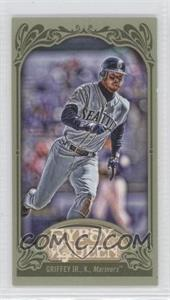 2012 Topps Gypsy Queen Mini Green #250 - Ken Griffey Jr.