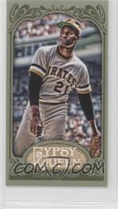2012 Topps Gypsy Queen Mini Green #270 - Roberto Clemente