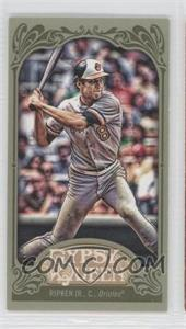 2012 Topps Gypsy Queen Mini Green #344 - Cal Ripken Jr.
