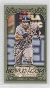2012 Topps Gypsy Queen Mini Green #50 - Miguel Cabrera