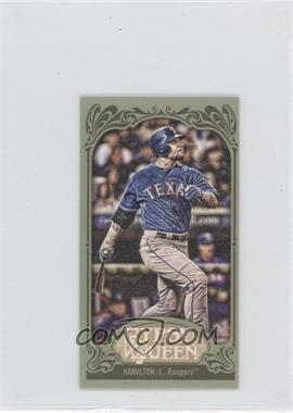2012 Topps Gypsy Queen Mini Green #67 - Josh Hamilton