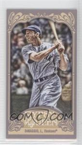 2012 Topps Gypsy Queen Mini Gypsy Queen Back #232 - Joe DiMaggio