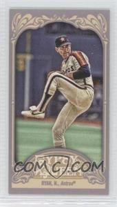 2012 Topps Gypsy Queen Mini Gypsy Queen Back #256 - Nolan Ryan