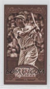 2012 Topps Gypsy Queen Mini Sepia #232 - Joe DiMaggio /99