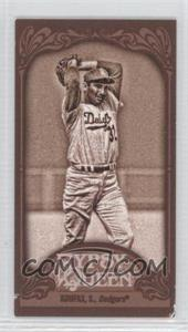 2012 Topps Gypsy Queen Mini Sepia #290 - Sandy Koufax /99