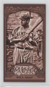 2012 Topps Gypsy Queen Mini Sepia #300 - Babe Ruth /99