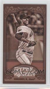 2012 Topps Gypsy Queen Mini Sepia #45 - Madison Bumgarner /99