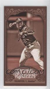 2012 Topps Gypsy Queen Mini Sepia #69 - Troy Tulowitzki /99
