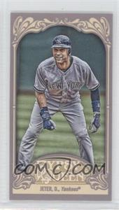 2012 Topps Gypsy Queen Mini Straight Cut #100 - Derek Jeter