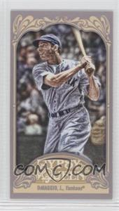 2012 Topps Gypsy Queen Mini Straight Cut #232 - Joe DiMaggio