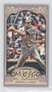 2012 Topps Gypsy Queen Mini Straight Cut #253 - Cal Ripken Jr.