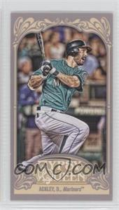 2012 Topps Gypsy Queen Mini Straight Cut #278 - Dustin Ackley