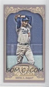 2012 Topps Gypsy Queen Mini Straight Cut #290 - Sandy Koufax