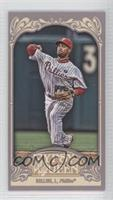 Jimmy Rollins (Throwing)