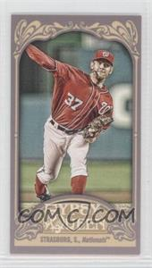 2012 Topps Gypsy Queen Mini #184 - Stephen Strasburg