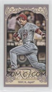 2012 Topps Gypsy Queen Mini #195 - Mike Trout