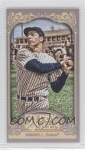 2012 Topps Gypsy Queen Mini #232.2 - Joe DiMaggio (Pinstripes)