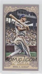 2012 Topps Gypsy Queen Mini #249 - Stan Musial
