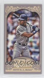 2012 Topps Gypsy Queen Mini #250.2 - Ken Griffey Jr. (Batting)