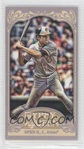 2012 Topps Gypsy Queen Mini #253 - Cal Ripken Jr.