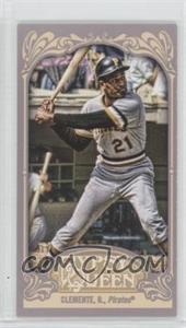 2012 Topps Gypsy Queen Mini #270 - Roberto Clemente