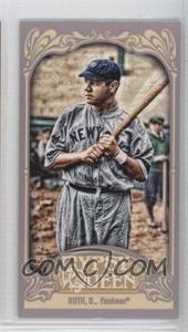 2012 Topps Gypsy Queen Mini #300 - Babe Ruth