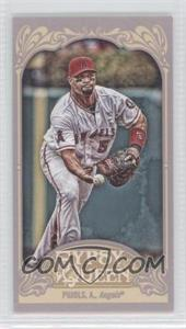 2012 Topps Gypsy Queen Mini #333 - Albert Pujols