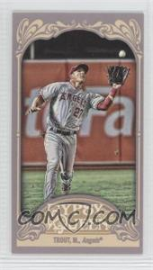 2012 Topps Gypsy Queen Mini #336 - Mike Trout