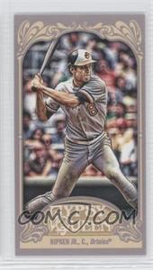 2012 Topps Gypsy Queen Mini #344 - Cal Ripken Jr.