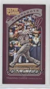 2012 Topps Gypsy Queen Moonshots Minis #MS-AP - Albert Pujols