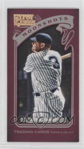 2012 Topps Gypsy Queen Moonshots Minis #MS-BR - Babe Ruth