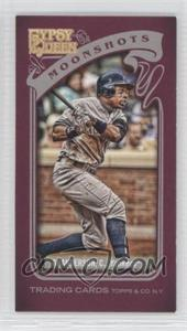 2012 Topps Gypsy Queen Moonshots Minis #MS-CG - Curtis Granderson