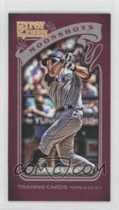 2012 Topps Gypsy Queen Moonshots Minis #MS-EL - Evan Longoria