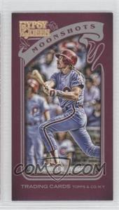 2012 Topps Gypsy Queen Moonshots Minis #MS-MSC - Mike Schmidt
