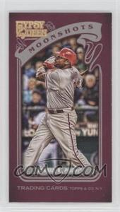 2012 Topps Gypsy Queen Moonshots Minis #MS-RH - Ryan Howard