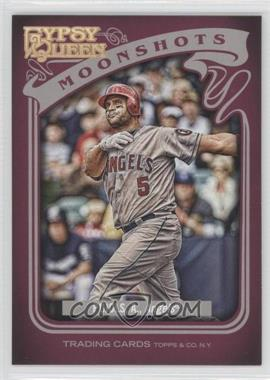 2012 Topps Gypsy Queen Moonshots #MS-AP - Albert Pujols