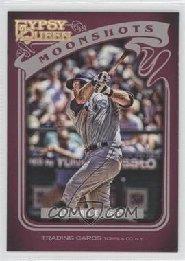2012 Topps Gypsy Queen Moonshots #MS-EL - Evan Longoria
