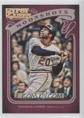 2012 Topps Gypsy Queen Moonshots #MS-FR - Frank Robinson