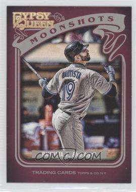 2012 Topps Gypsy Queen Moonshots #MS-JB - Jose Bautista
