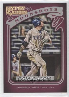 2012 Topps Gypsy Queen Moonshots #MS-JH - Josh Hamilton