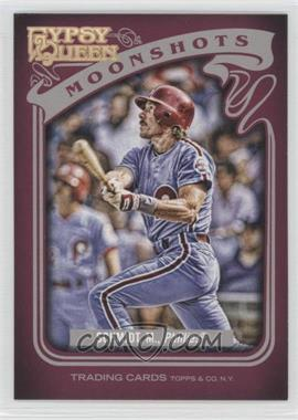 2012 Topps Gypsy Queen Moonshots #MS-MSC - Mike Schmidt