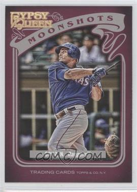 2012 Topps Gypsy Queen Moonshots #MS-NC - Nelson Cruz